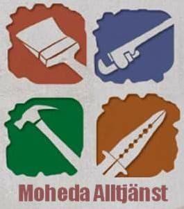 Logotyp för Moheda Alltjänst