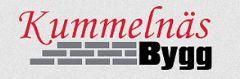 Logotyp för Kummelnäs Bygg AB
