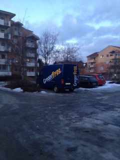 Logotyp för Gregor Entreprenad i Åkersberga AB
