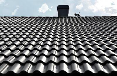 """Referensjobb """"Färdiglagt tak hos Torbjörn i Gnesta"""" utfört av Janssons tak & fasad AB"""
