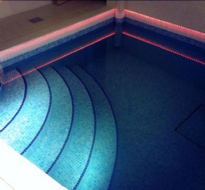 """Referensjobb """"Pool"""" utfört av Mur Puts och Betong i Borås AB"""