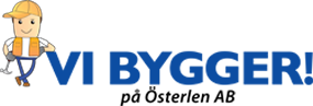 Logotyp för Vi bygger på Österlen / Flugans Bygg & Fastighet AB