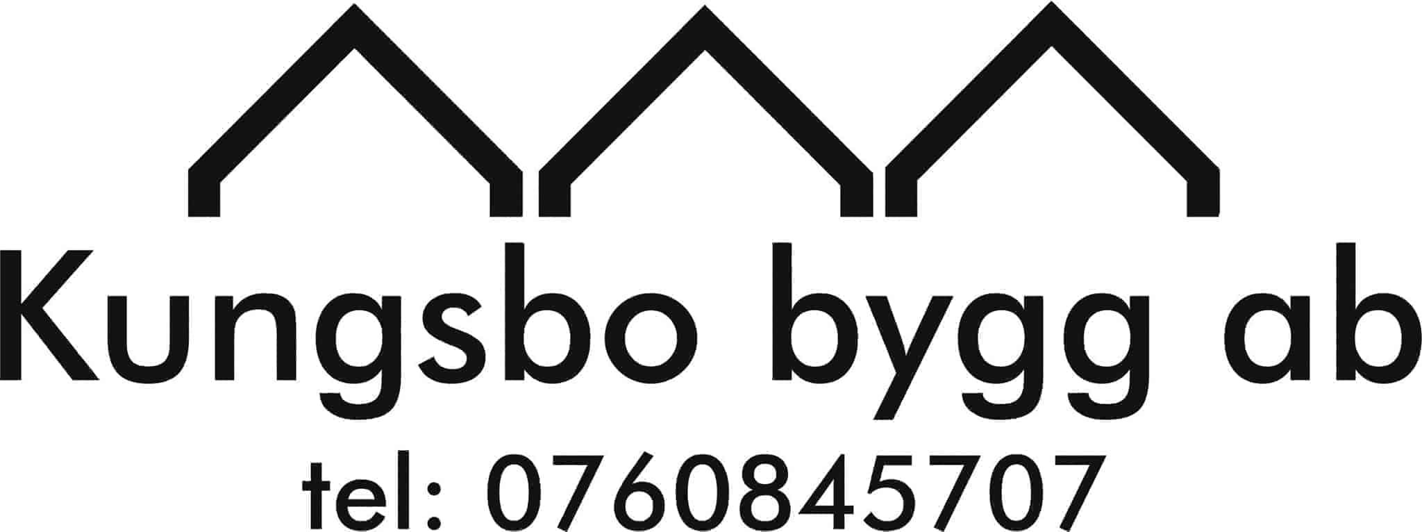 Logotyp för Kungs - Bo Bygg AB