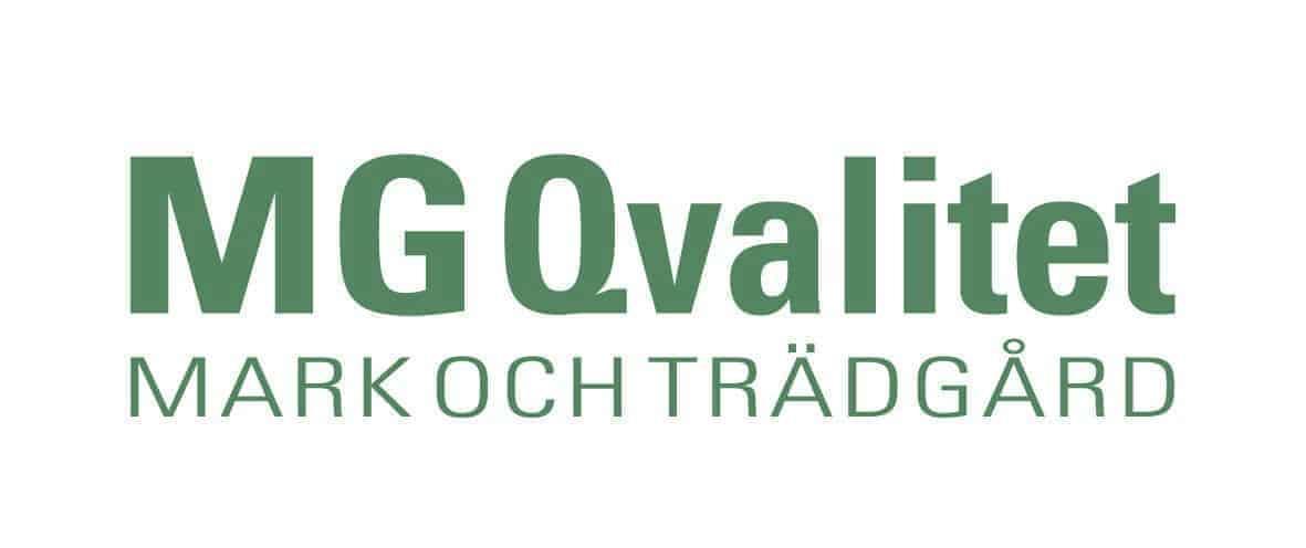 Logotyp för MG Qvalitet AB