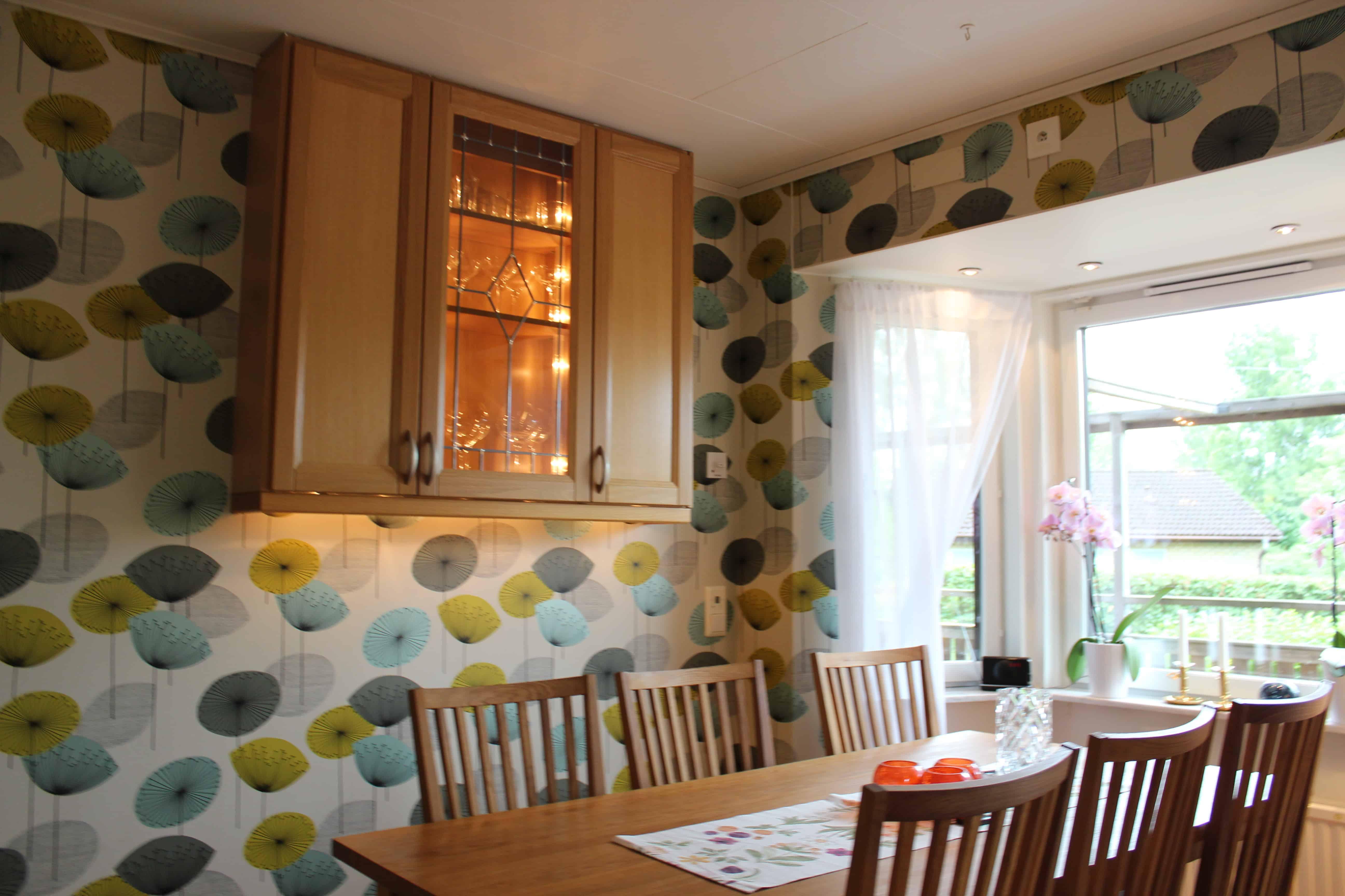 "Referensjobb ""Målningsrenovering av Villa i  Huddinge."" utfört av JNL Home Improvement AB"