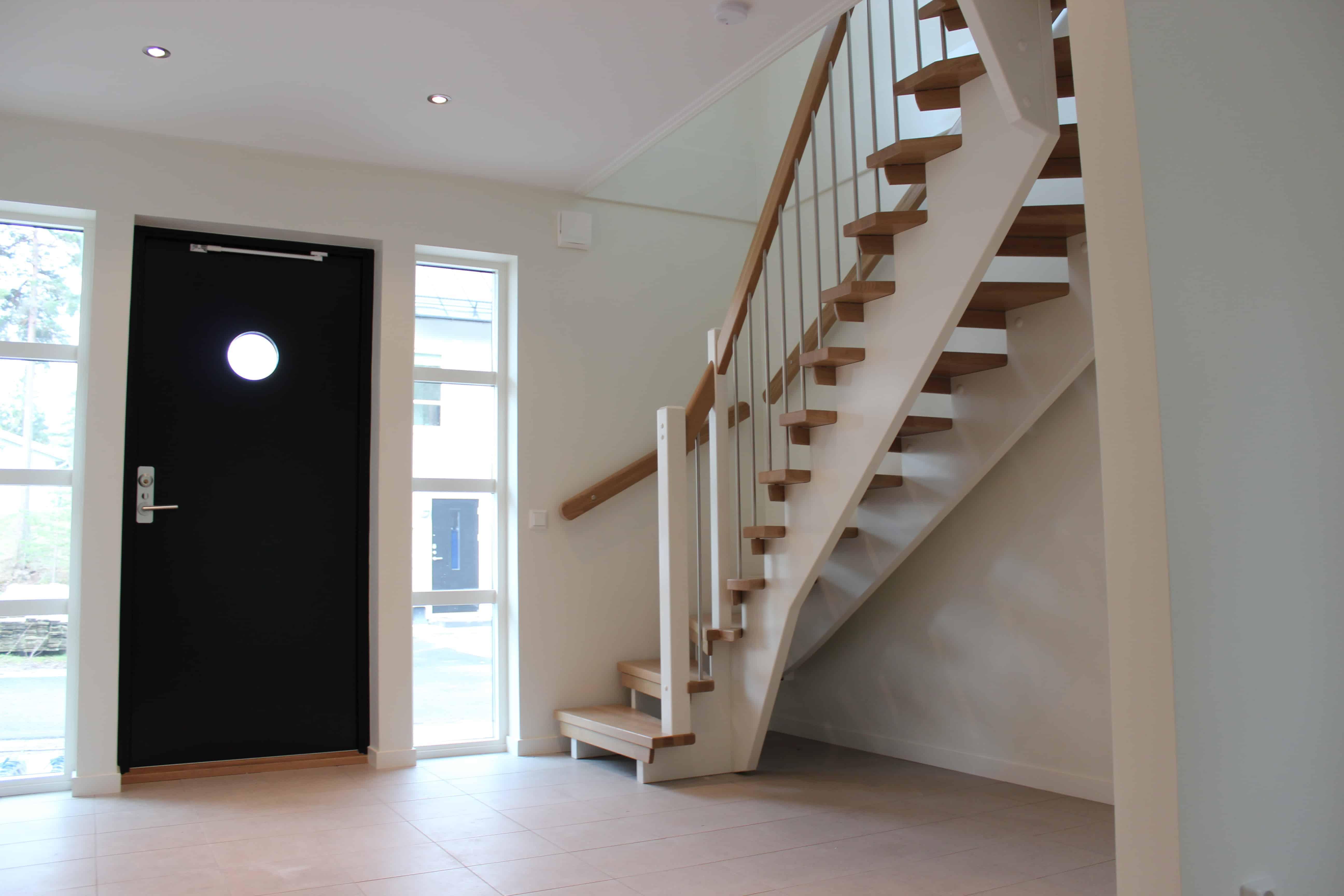 """Referensjobb """"Nybyggt hus Sköndal."""" utfört av JNL Home Improvement AB"""