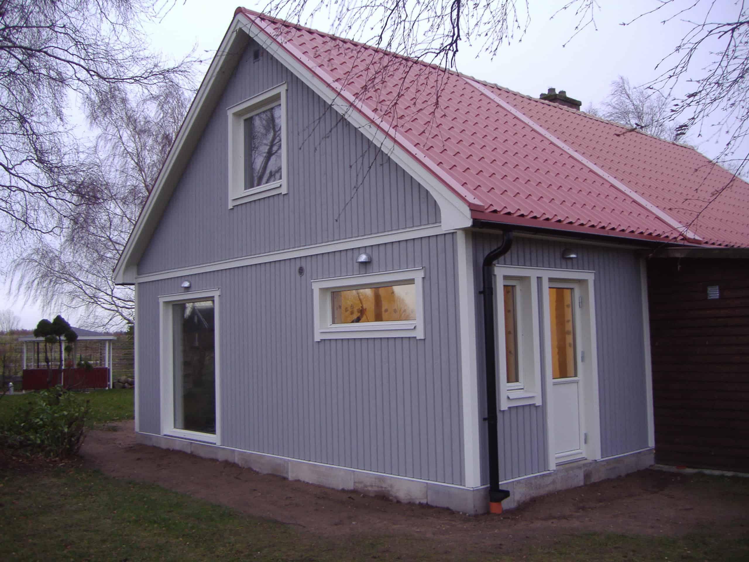 """Referensjobb """"Ny-, till- & ombyggnationer"""" utfört av Anewi Entreprenad AB"""