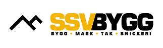 Logotyp för SSV Bygg & Anläggning AB