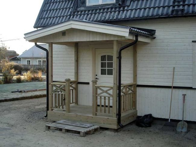 """Referensjobb """"Renovering och tillbyggnad"""" utfört av Gäre Bygg Aktiebolag"""