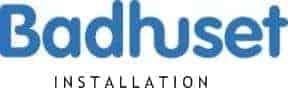Logotyp för Badhuset Installation i Jönköping AB