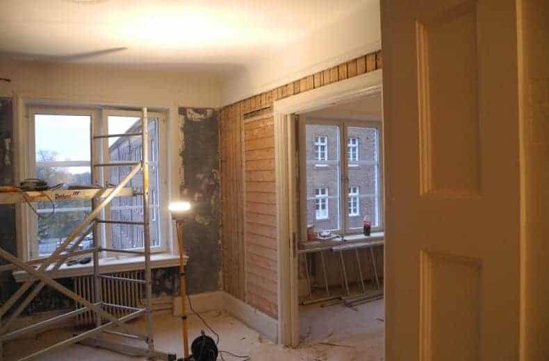 """Referensjobb """"Lägenhet 90 kvm, totalrenovering - Malmö"""" utfört av LYXMAR AB"""