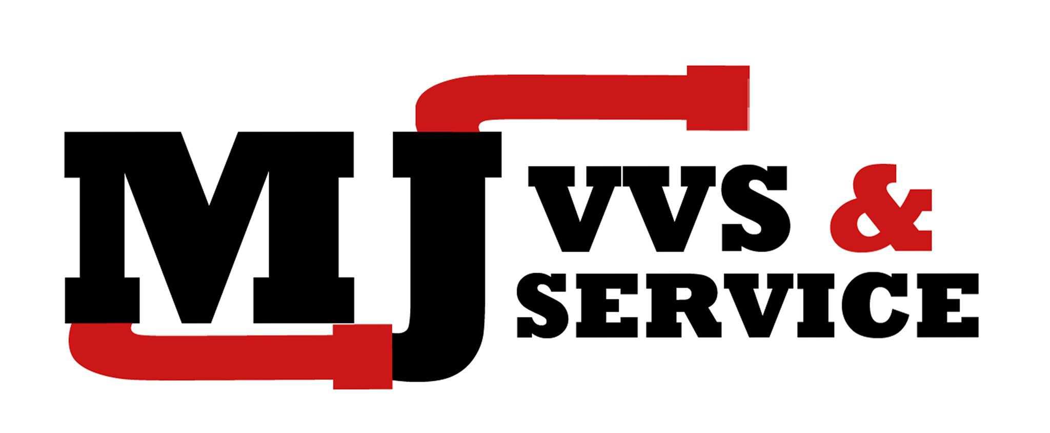 Logotyp för Mj Vvs & Service AB