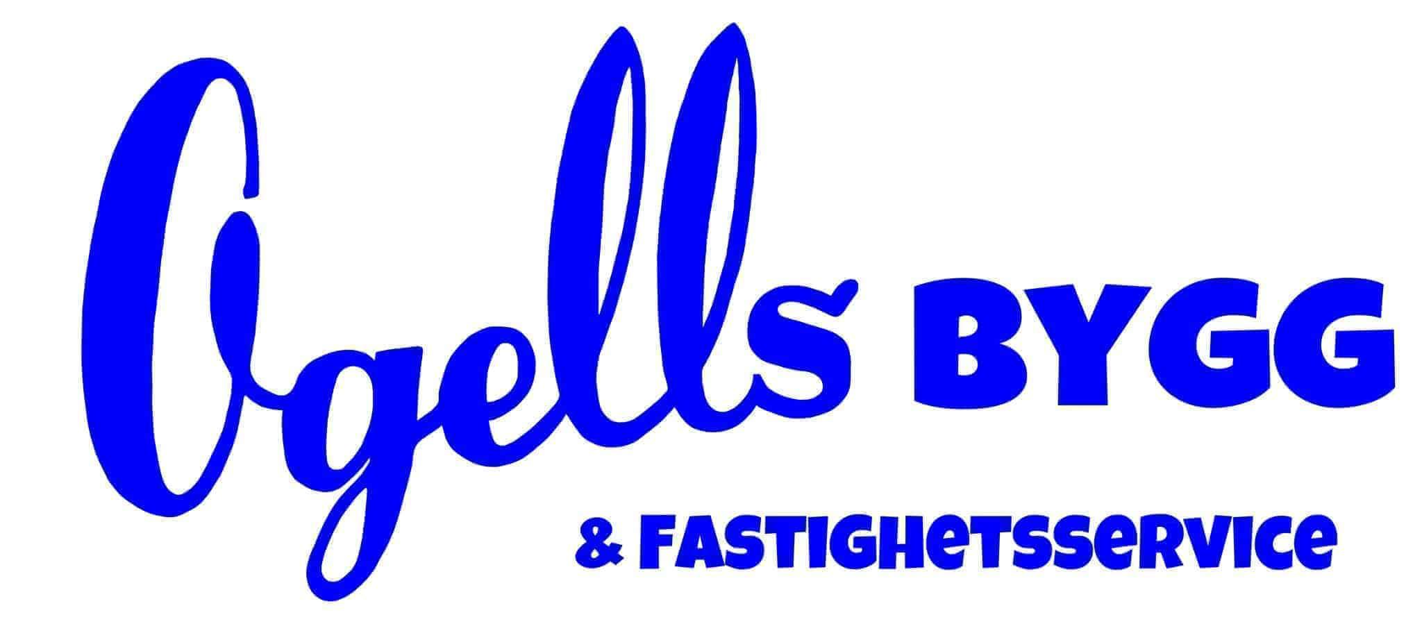 Logotyp för Ogells Bygg & Fastighetsservice