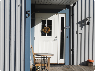 """Referensjobb """"fönster, entré"""" utfört av FönsterForum i Mälardalen AB"""
