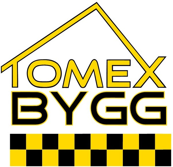 Logotyp för Tomex Bygg AB