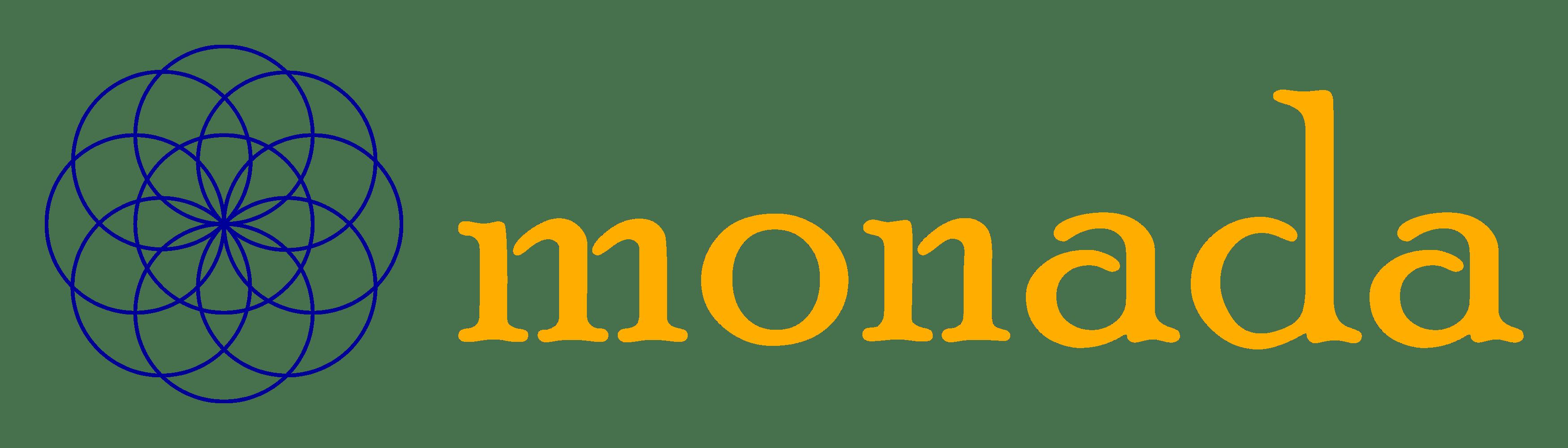 Logotyp för Monada AB