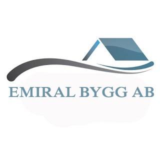 Logotyp för EMIRAL BYGG AB