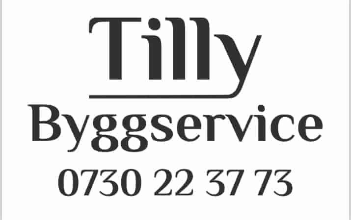 Logotyp för PN Tilly Byggservice