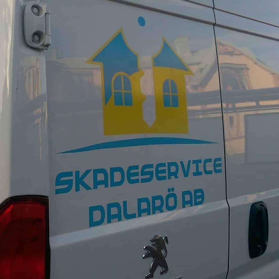 Logotyp för Skadeservice Dalarö AB