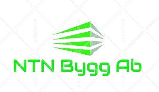 Logotyp för NTN Bygg och fastighet AB