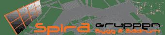 Logotyp för Spira Gruppen AB
