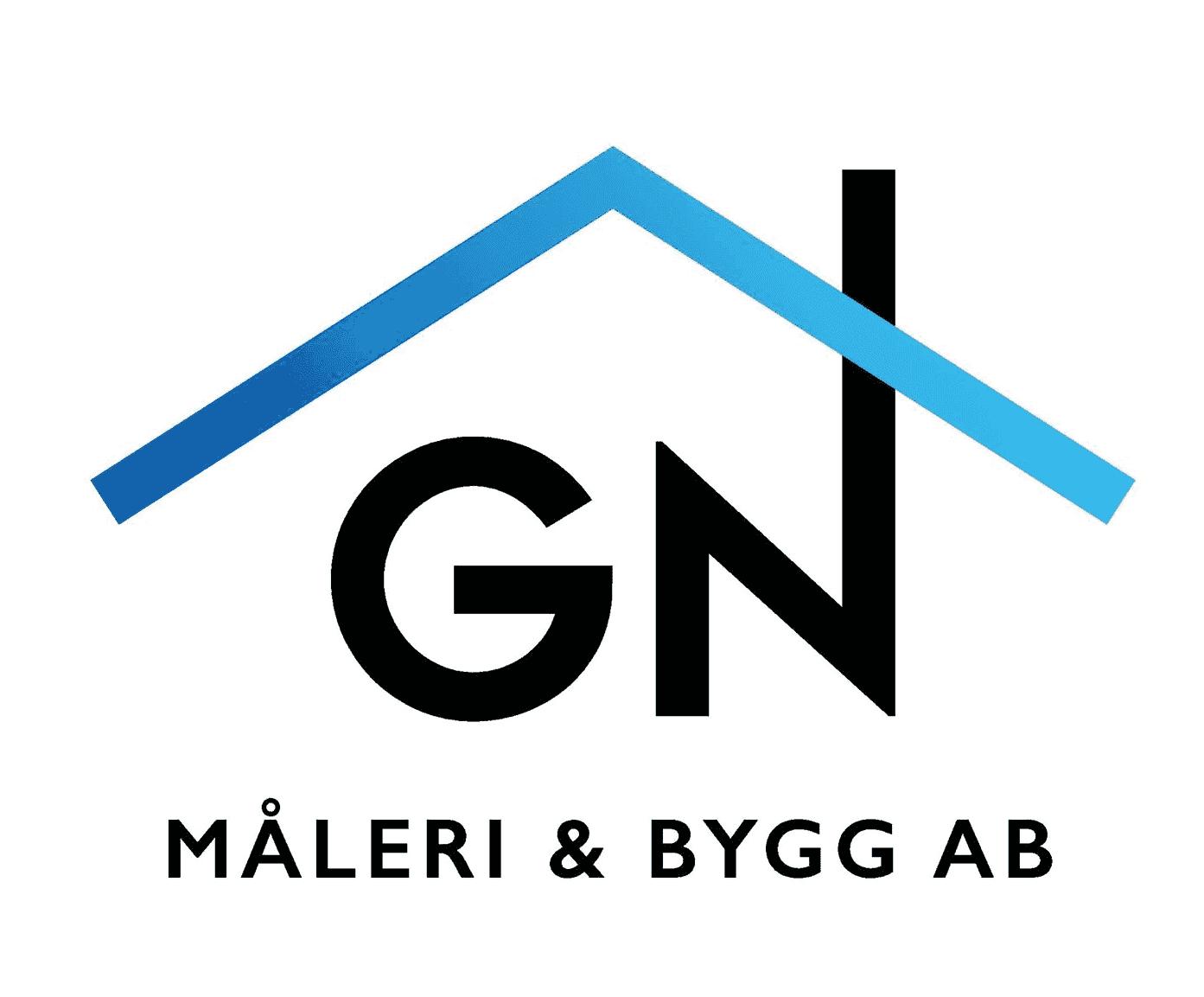 Logotyp för GN Måleri och Bygg AB