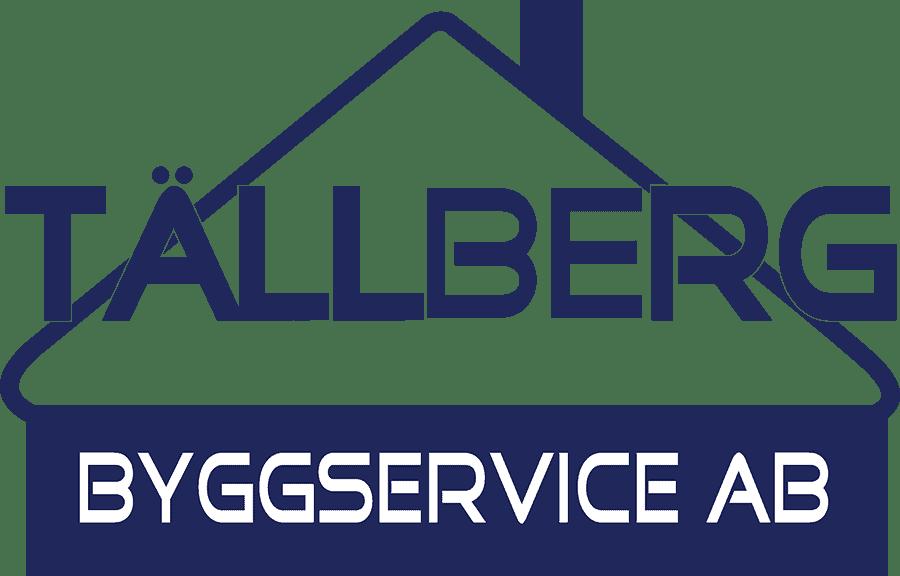 Logotyp för Tällberg Byggservice AB