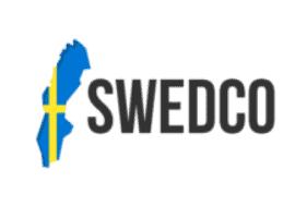 Logotyp för Swedco Dränering & Markentreprenad