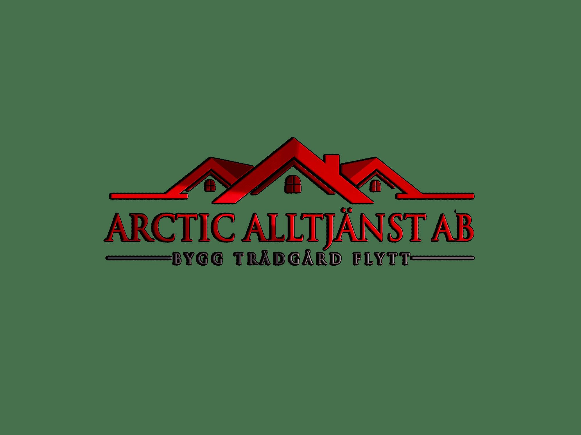 Logotyp för Arctic Alltjänst AB