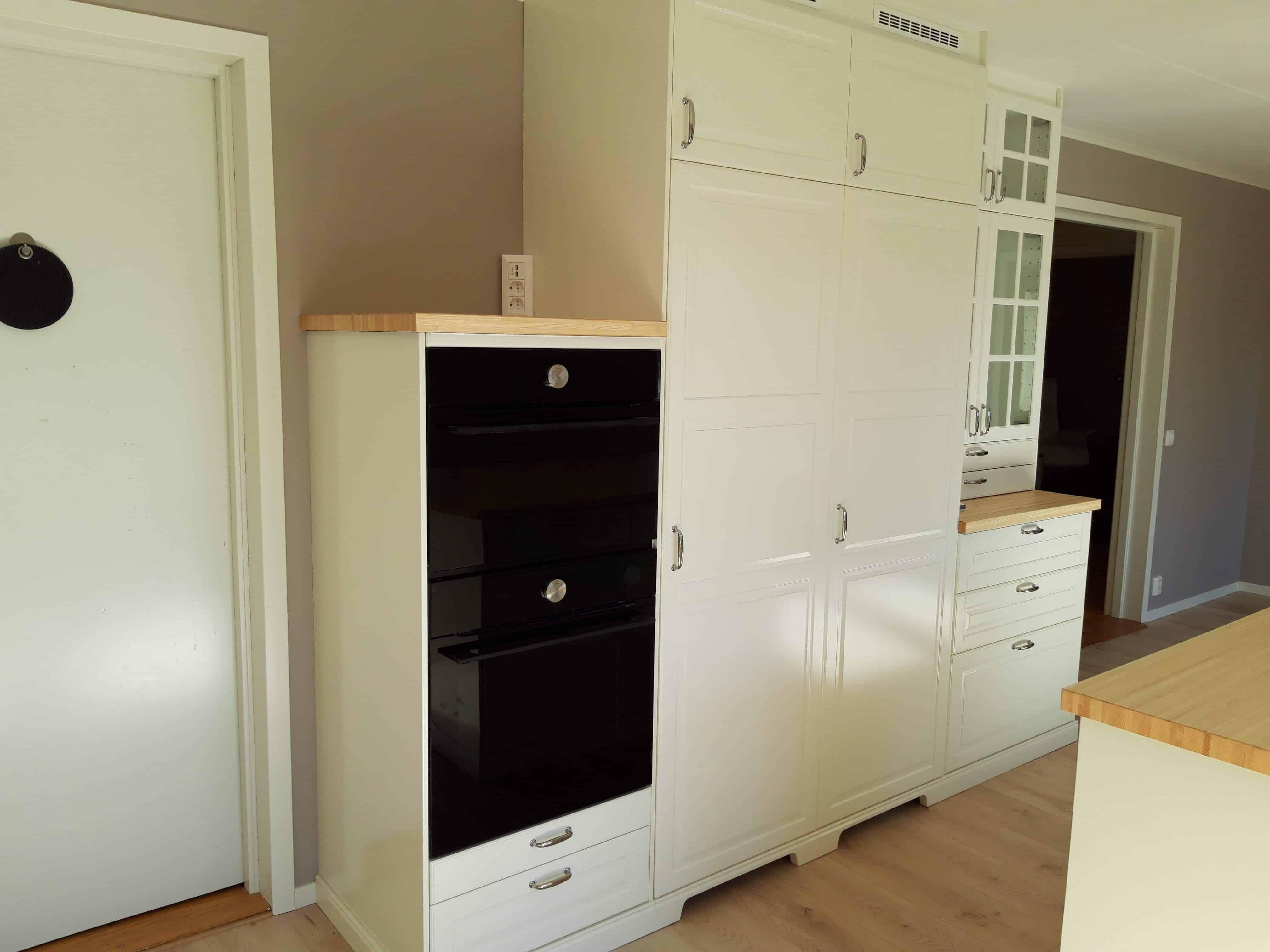 """Referensjobb """"Kök"""" utfört av Kedar Byggrenoveringar AB"""