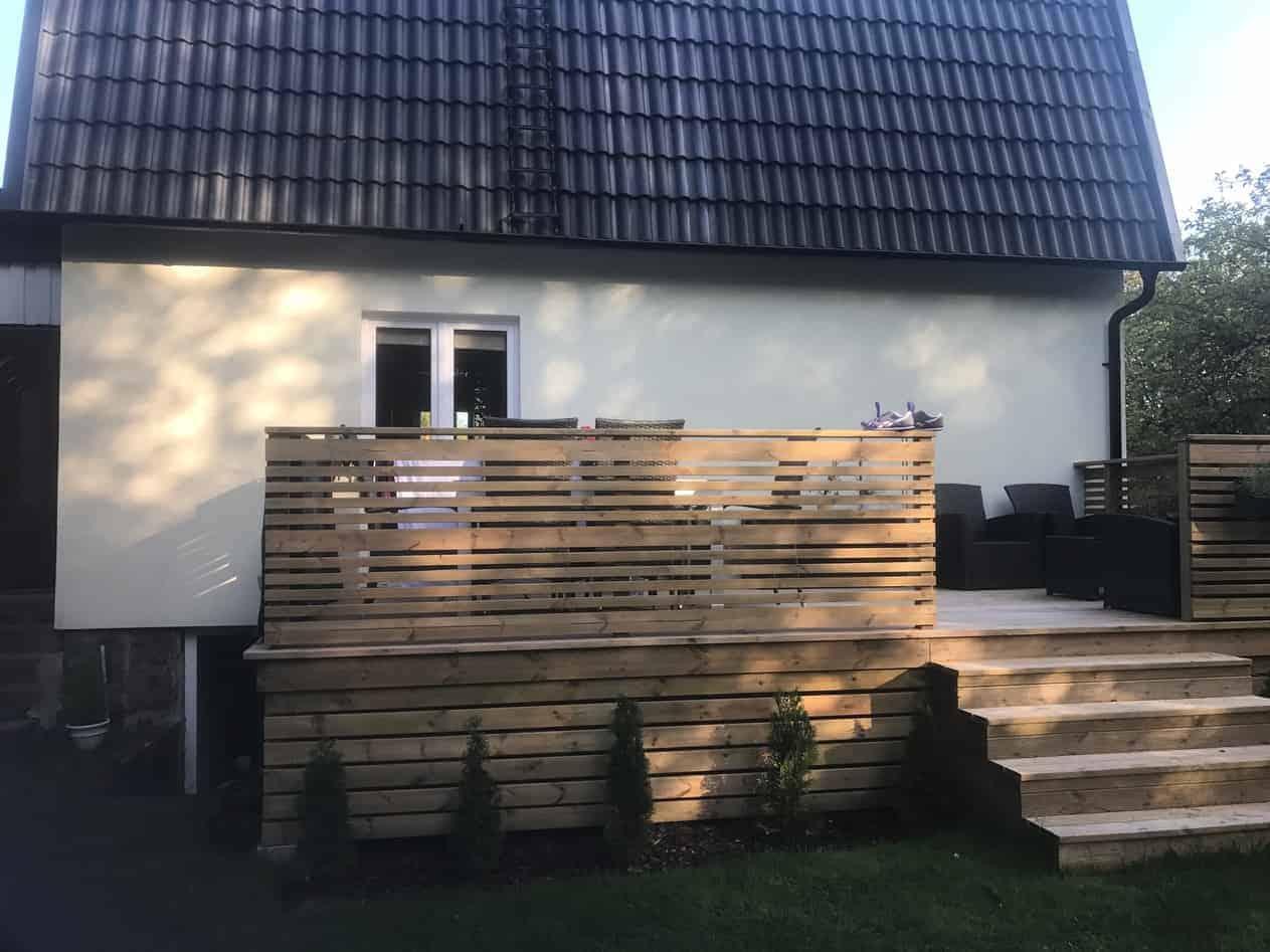 """Referensjobb """"Altan"""" utfört av Korsliden Bygg & Förvaltning AB"""