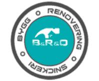 Logotyp för B&R&O Bygg och Renovering