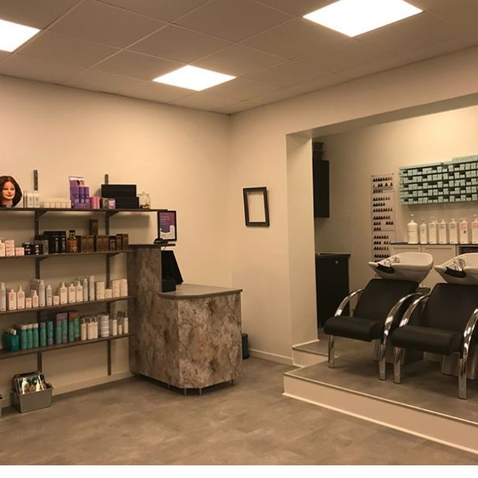 """Referensjobb """"Renovering av frisörsalong @hairstudionmalmo"""" utfört av PGF partners AB"""