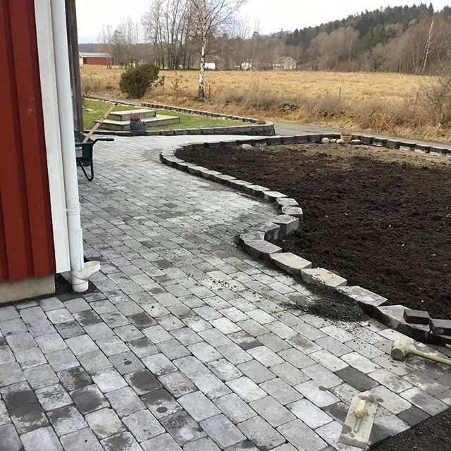 "Referensjobb ""Marksten"" utfört av VGTK i Sisjön AB"