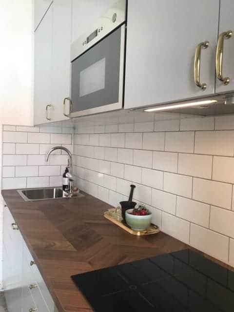 """Referensjobb """"Kök"""" utfört av Hulthén Hem & Bygg AB"""