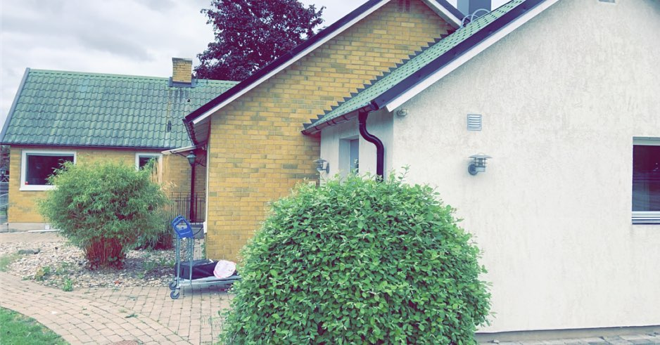 "Referensjobb ""Stuprör eller vindbrädor"" utfört av Future Dream Homes AB"