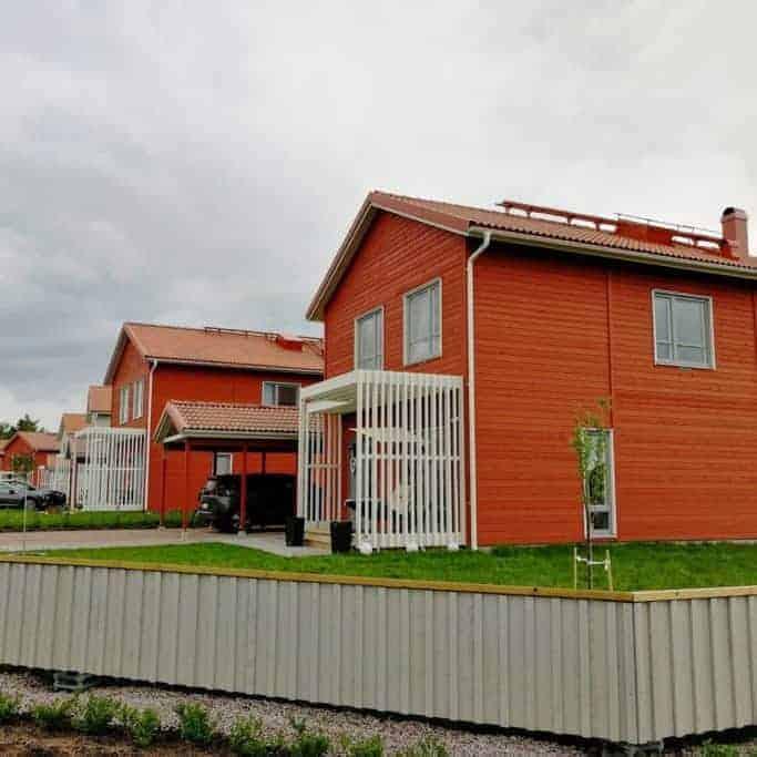 "Referensjobb """" utfört av Engbergs Måleri AB"