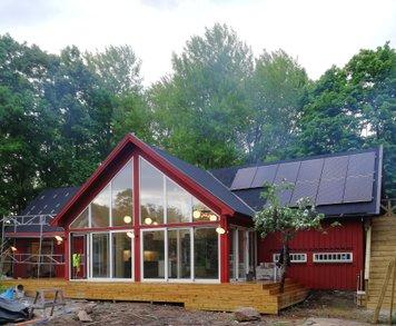 """Referensjobb """"Efter renovering """" utfört av Westerlund Bygg AB"""