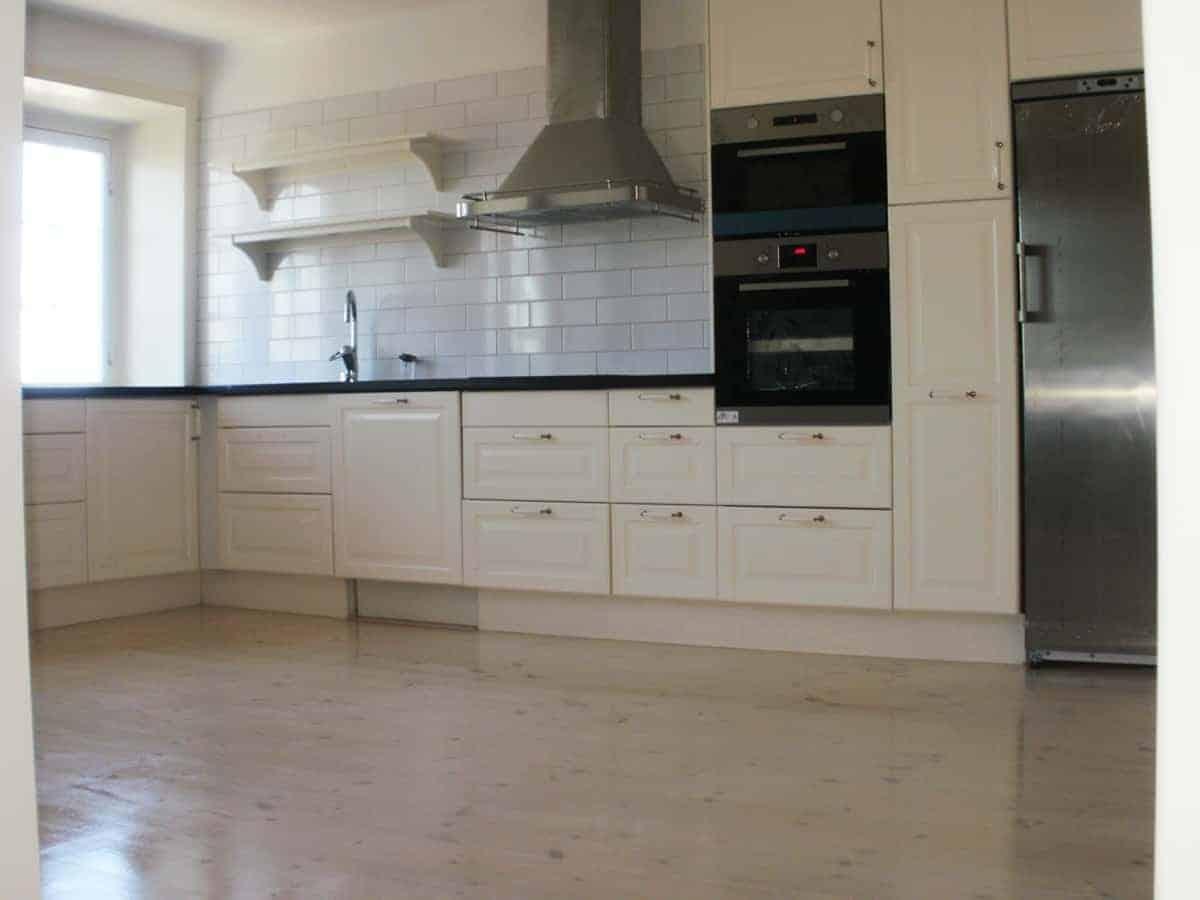 """Referensjobb """"Köksrenovering"""" utfört av B&R&O Bygg och Renovering"""