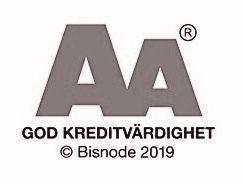 """Referensjobb """"Dubell A rating via Bisnode"""" utfört av Prenadia Sverige AB"""