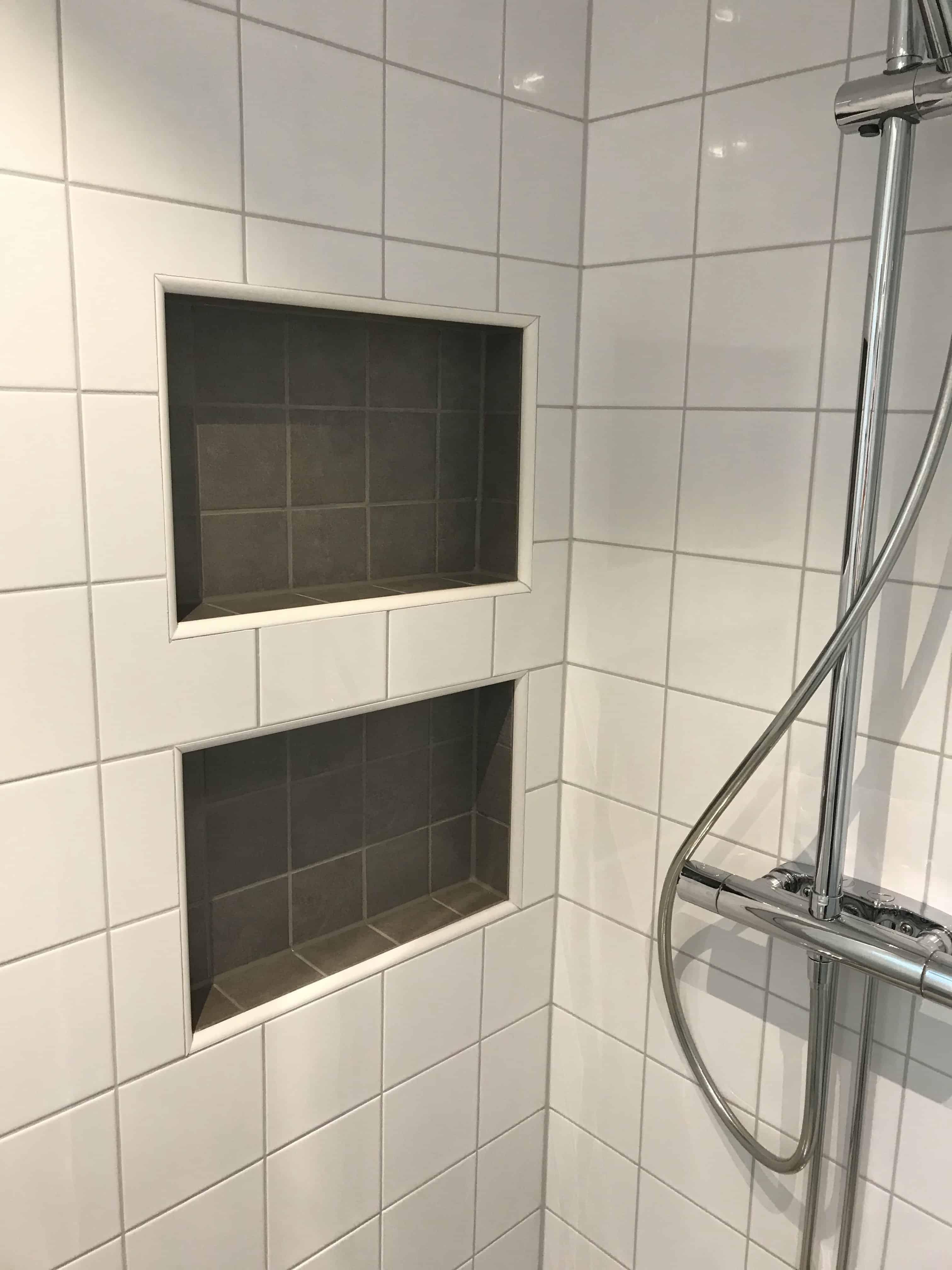 """Referensjobb """"Badrumsrenovering"""" utfört av Enskede Bad och Bygg AB"""