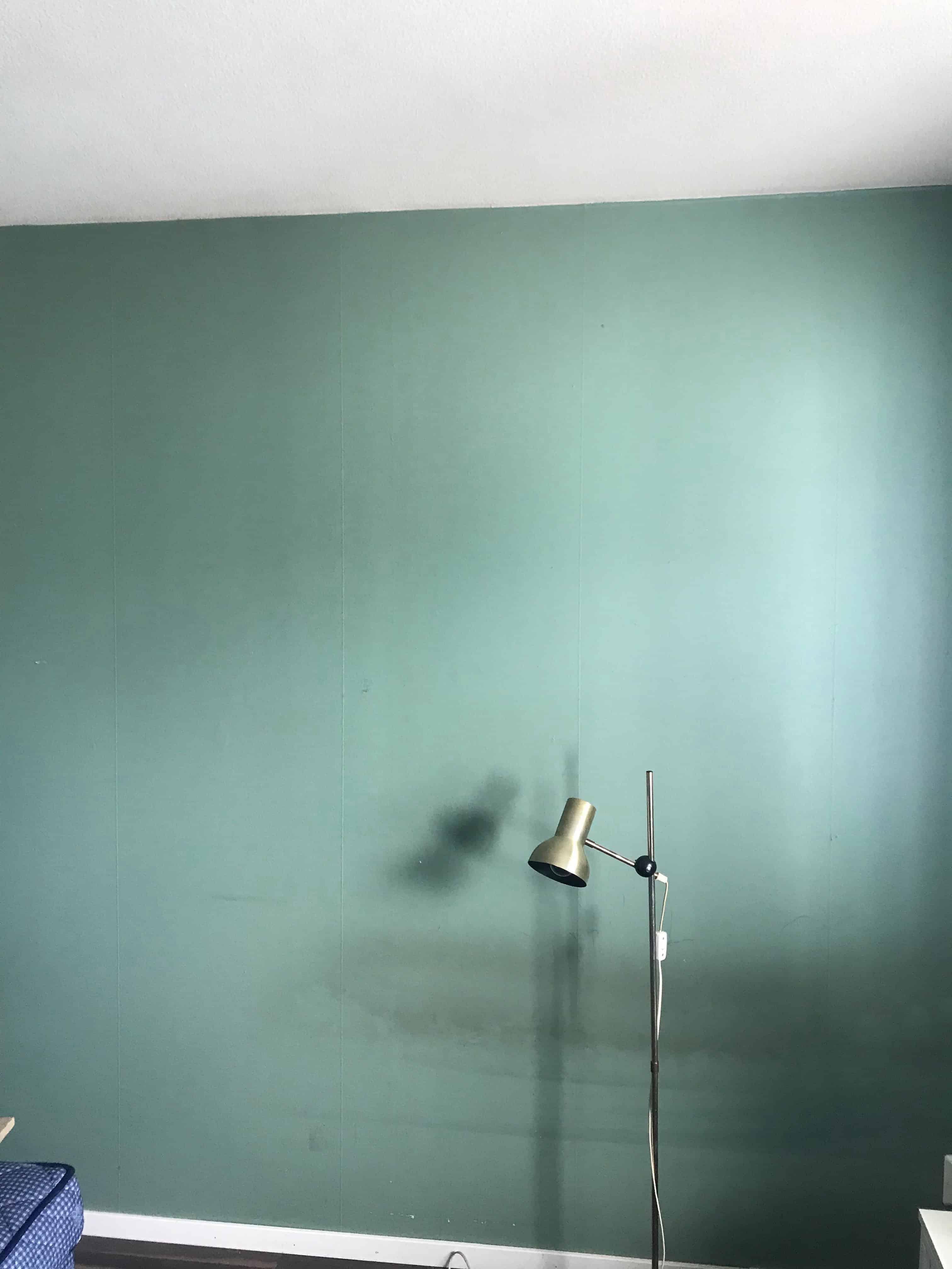 """Referensjobb """"Inomhusmålning."""" utfört av Syncnordic AB"""