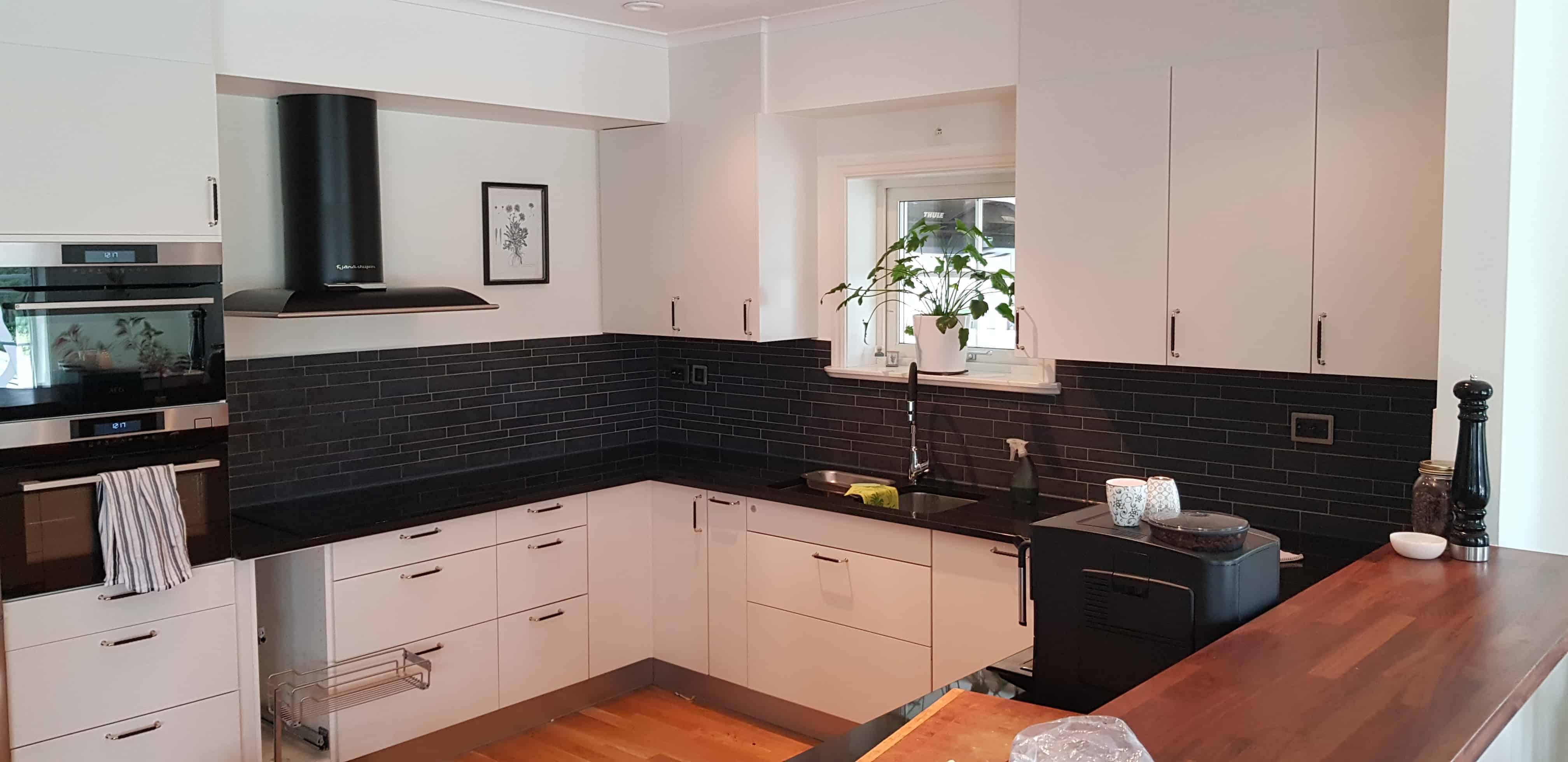 """Referensjobb """"Köksrenovering"""" utfört av Wärns Bygg Consulting i Mälardalen AB"""