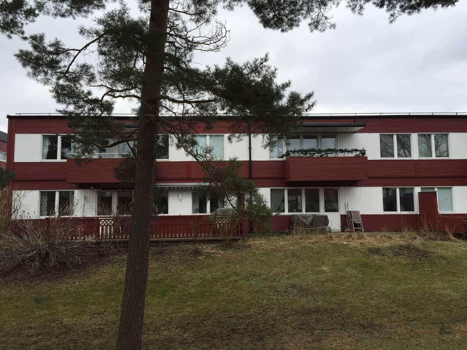 """Referensjobb """"Panel byte Saltsjöbaden"""" utfört av KGB Stockholm AB"""