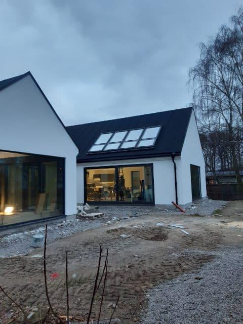 """Referensjobb """"Nybyggnation"""" utfört av Byggbolaget Blekinge AB"""