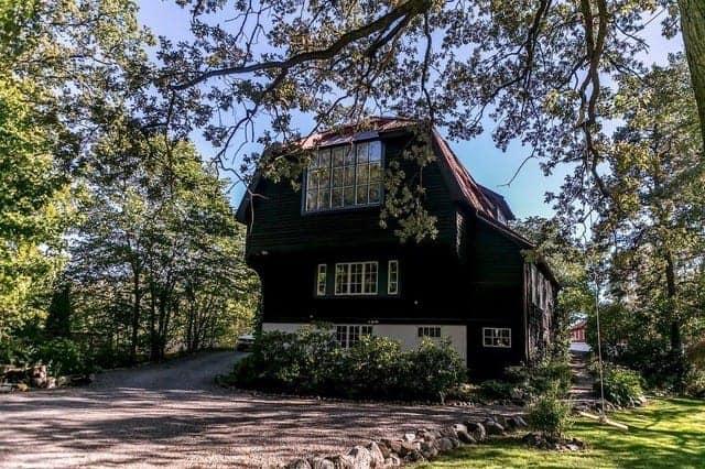 """Referensjobb """"Renovering av villa i Danderyd"""" utfört av Danderyd Hantverksgrupp AB"""