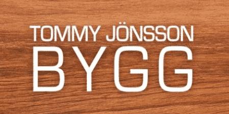 Logotyp för Tommy Jönsson Bygg