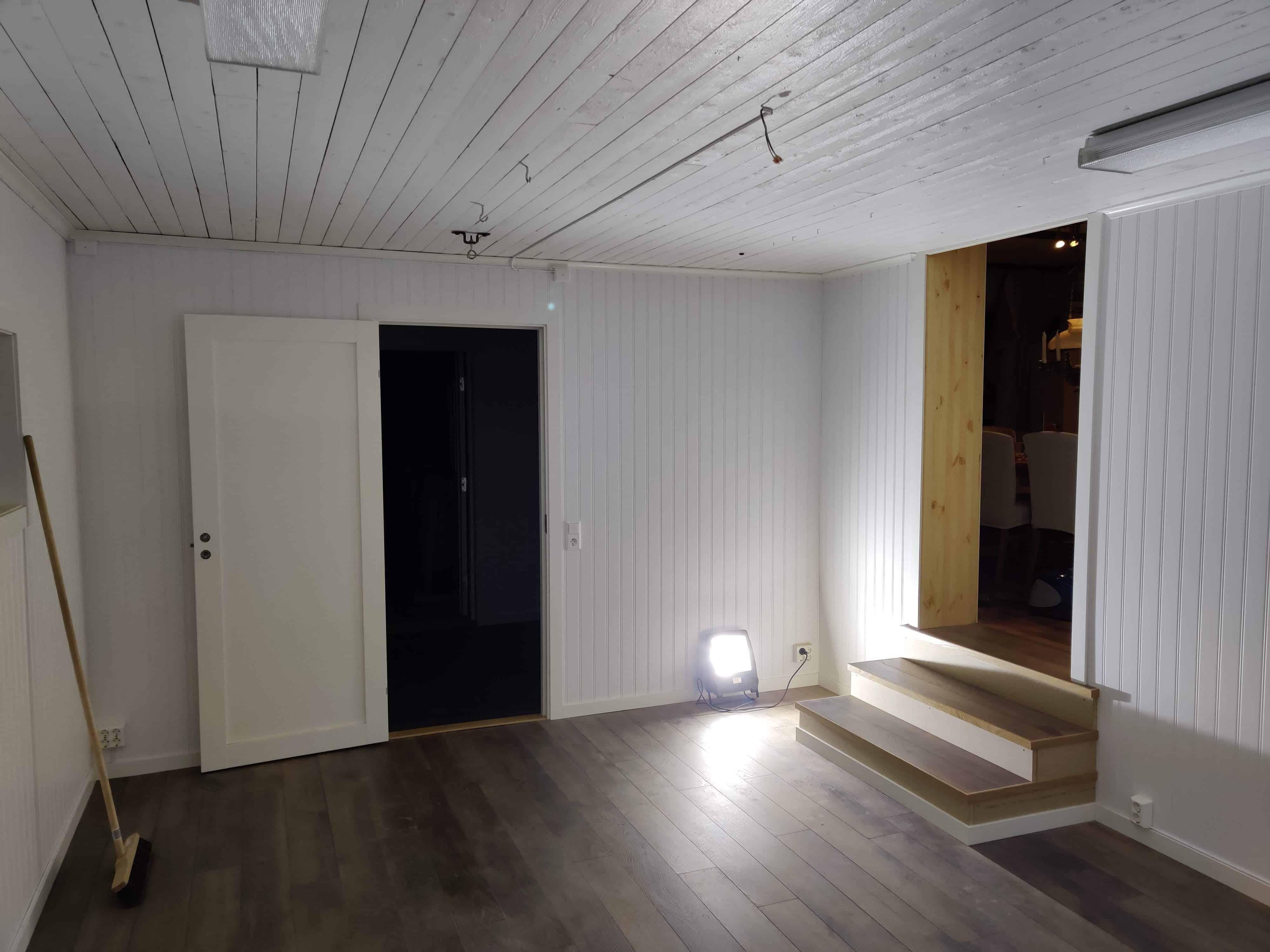 """Referensjobb """"Efterbild """" utfört av Stefan Larsson Byggtjänst"""