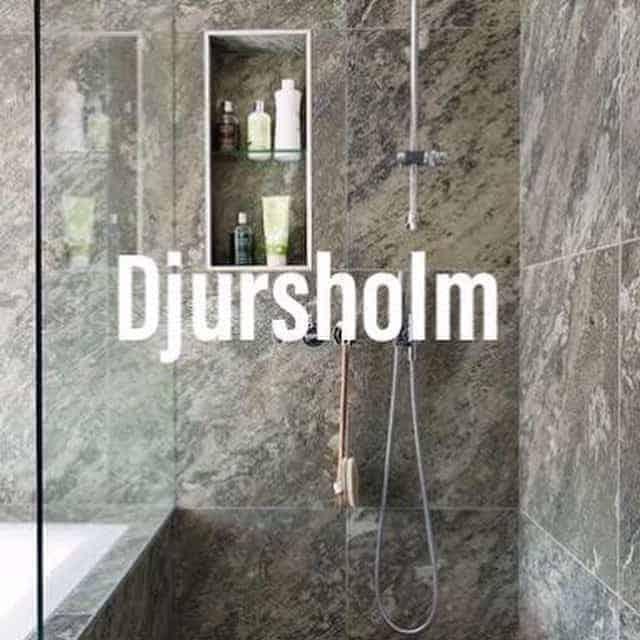 "Referensjobb ""Badrum Djursholm."" utfört av ROT-Ville Aktiebolag"
