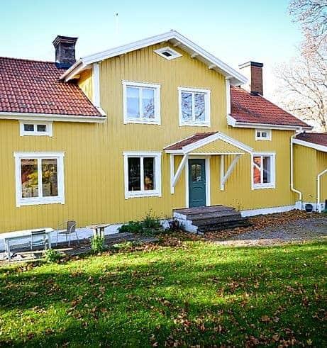 """Referensjobb """"Nymålat """" utfört av AHLMARK MÅLERI AB"""